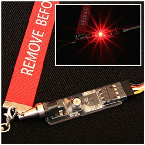 Fail-Safe Switch Pin-Flag Type with high power LED