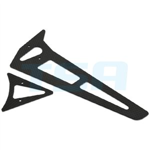 TPA42301XX Horizontal/vertical fin set