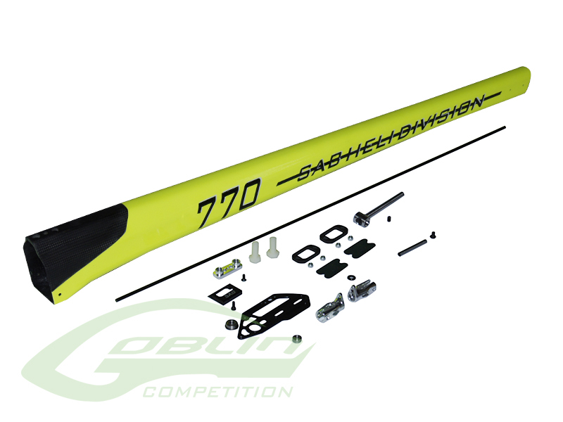 CK771 G 770 old , convertion comp.  kit, tail