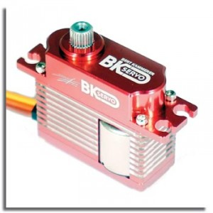BK Mini Tail Servo Model 5005HV