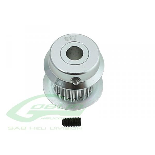 H0501 21 S Motor Pulley 21t Helidigital