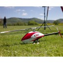 Compass eXo 500 with carbon blade -red canopy