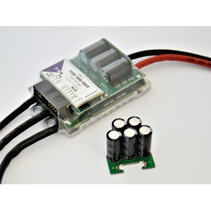 YGE 205 HVT brushless controller with telemetry