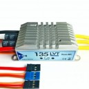 YGE 35 LVT brushless controller with telemetry
