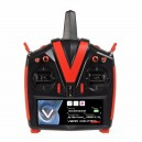 05381 VBar Control Touch, black-red