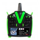 05382 VBar Control Touch, black-neon green