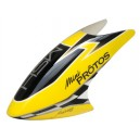 FUSUNO Yellow Racing Airbrush Canopy Mini Protos 450